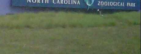 North Carolina Zoo is one of Gary's List.