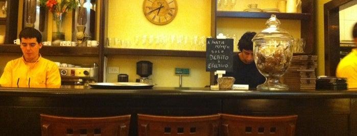 Gluck Café is one of my b.a..