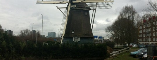 Molen De 1200 Roe is one of Dutch Mills - North 1/2.