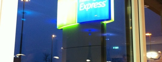 Holiday Inn Express is one of Hotels I Enjoyed Staying At.