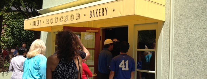 Bouchon Bakery is one of Gotta Try Donuts!.