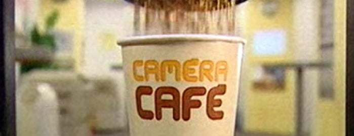  Camera café  ( Nespresso ) is one of ¿Got Wiiings?.