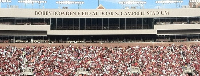 Doak Campbell Stadium is one of Fun Activities in Tallahassee.