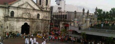 Basilica Minore del Santo Niño is one of Certified Cebu.