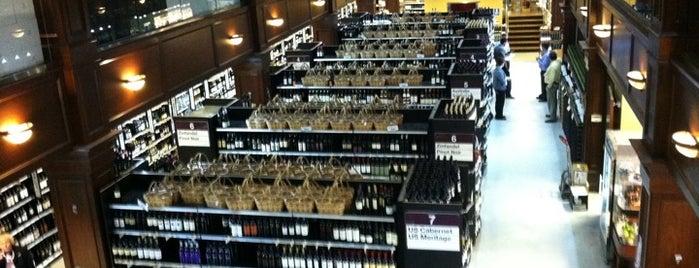 Wine Library is one of Gary Vee's Favorite Wine Spots.