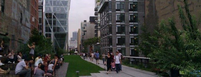 High Line is one of Help me find nice places in NY.