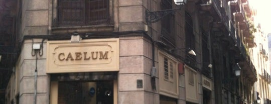 Caelum is one of Cafes.
