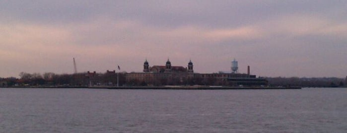 Ellis Island is one of 3 Days in NYC.