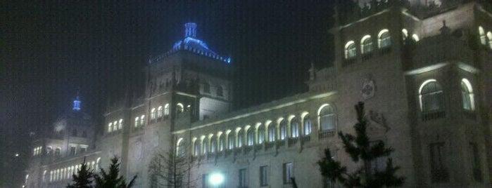 Academia de Caballería is one of Pucela imprescindible.