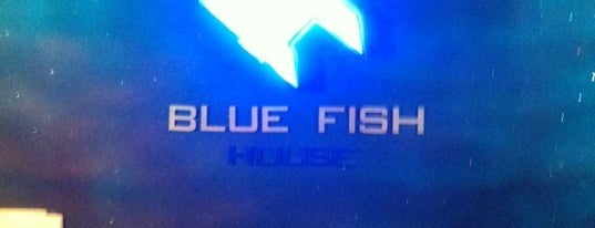 Blue Fish House is one of My Houston Spots.