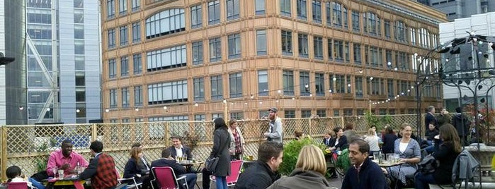 Rooftop @ Queen Of Hoxton is one of Bars.