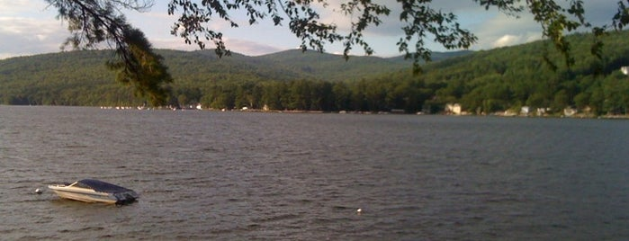 Newfound Lake is one of New Hampshire Adventure.
