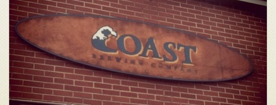 COAST Brewing Company is one of Charleston, SC #visitUS.