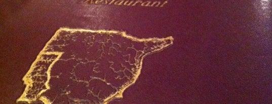 Iberia Tavern & Restaurant is one of I spy with my 4sq eye.