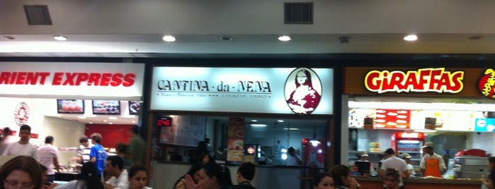 Cantina da Nena is one of Colinas Shopping.