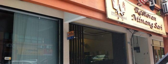 Restoran Minang Sari is one of Makan @ Pahang #1.