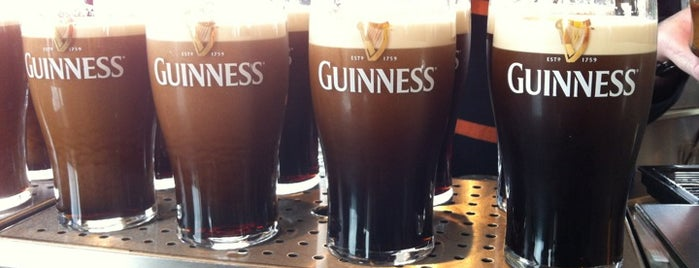 Guinness Storehouse is one of Dublin Tourist Guide.