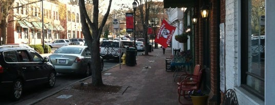 Davidson, NC is one of North Carolina.