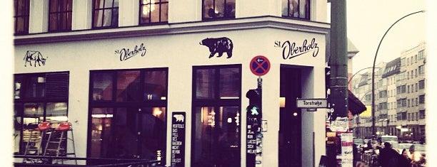 St. Oberholz is one of Coffee + Wifi.