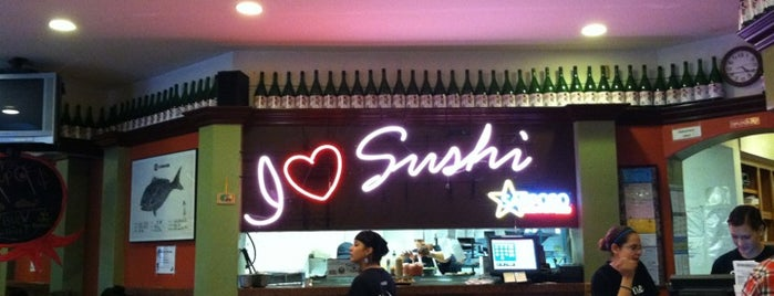 Sushi Deli 1 is one of The Best Spots in San Diego, CA! #visitUS.