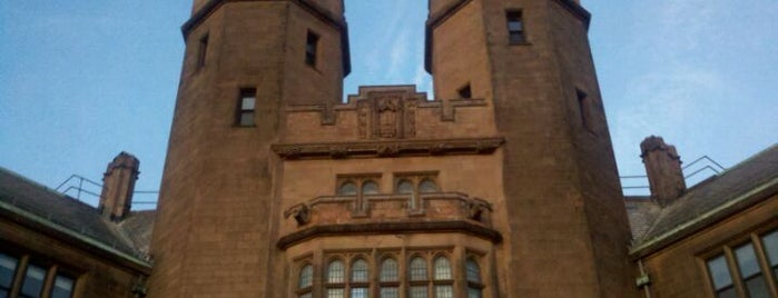 Yale University is one of Inspired locations of learning.