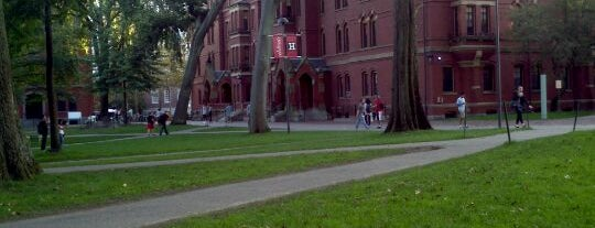 Harvard Yard is one of BUcket List.