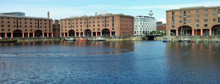 Albert Dock is one of Must-see in Liverpool.