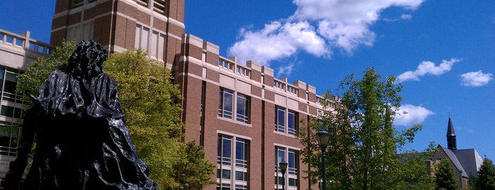 Marquette University is one of Be The Difference (Marquette University).
