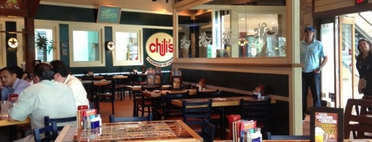 Chili's is one of Favorite place to eat..