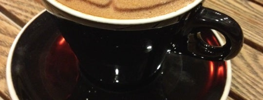 Café Etrusca is one of GOOD COFFEE.