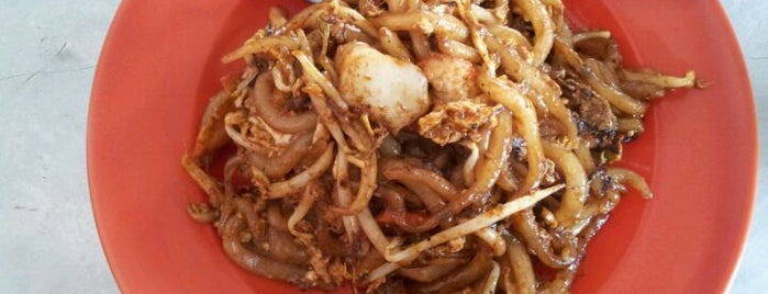 Gama Hawker Stalls is one of Hawkers @ Penang.
