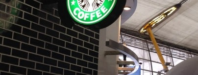 Starbucks is one of O2.