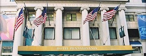 Hotel Pennsylvania is one of Mis lugares más queridos !.