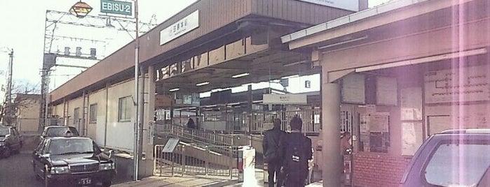 田原本駅 (Tawaramoto Sta.) is one of 近鉄橿原線.