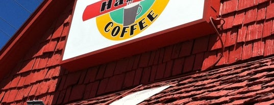 Hazel's Gourmet Coffee and Tea is one of Favorite Restaurants.