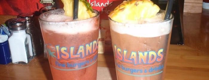 Islands Restaurant is one of Favorite Food.