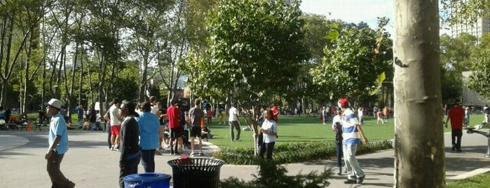Cadman Plaza Park is one of Best Parks In New York City.