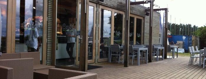 Cabo Cafe is one of Brokastu vietas brīvdienām.