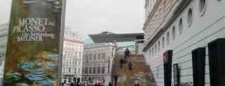 Albertina is one of Exploring Vienna (Wien).