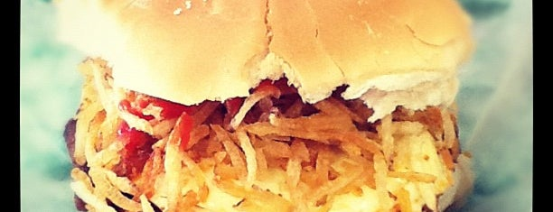 El Mago de las Fritas is one of Hungry in Miami.