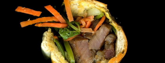 "Nicky's Vietnamese Sandwiches is one of ""Dream Sandwiches"" List."
