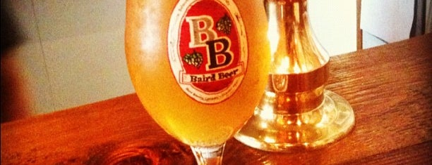 Baird Beer Fish Market Taproom is one of Craft beer around the world.