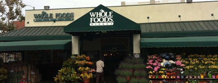 Whole Foods Market is one of Favorite places.