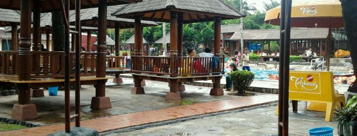 Taman Wisata Pulau Situ Gintung is one of All-time favorites in Indonesia.