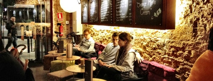 Alsur Café (Palau) is one of Breakfast and nice cafes in Barcelona.