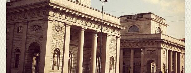 Porta Venezia is one of 101Cose da fare a Milano almeno 1 volta nella vita.