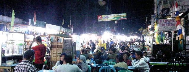 Kampung Solor (Night Market Food Fest) is one of Must-visit Food in Kupang.