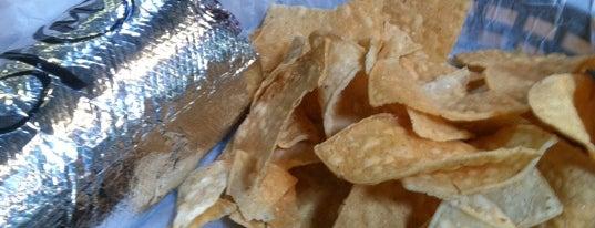 Freebirds World Burrito is one of Beyond Eats!.