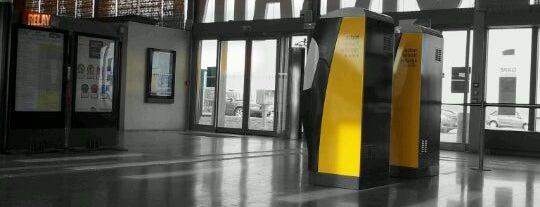 Gare SNCF de Lorraine TGV is one of Metz.