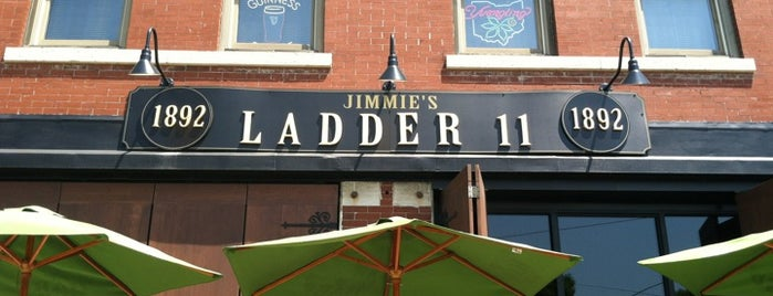 Jimmie's Ladder 11 is one of Welker Studio's Culture Class.